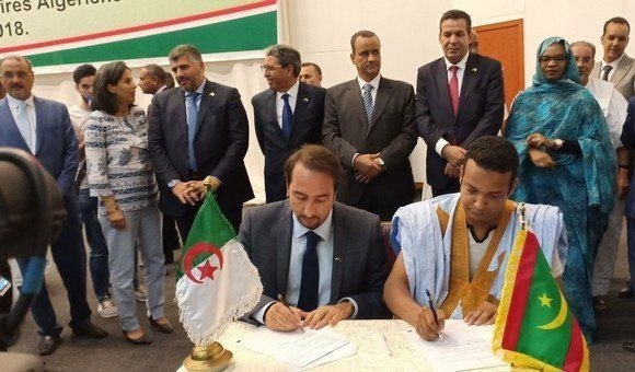 Conseil d'affaires algéro-mauritanien: signature de 9 accords de