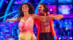 Vick Hope's 'Strictly' Partner Graziano Di Prima Really Does Not Agree With Her Shirley Ballas