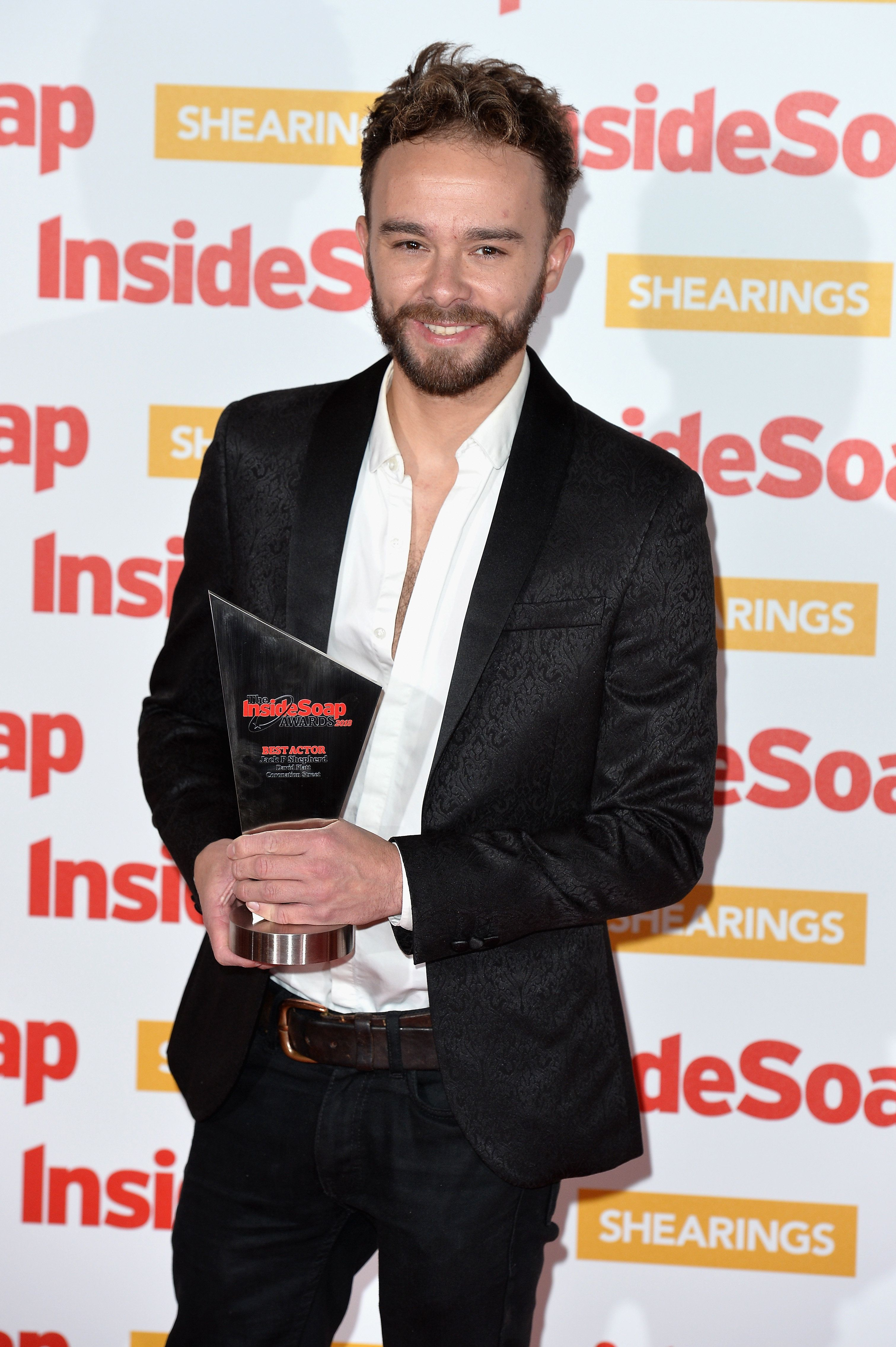 Coronation Street's Jack P Shepherd Blasts 'Bulls***' Reports Of Fall-Out With