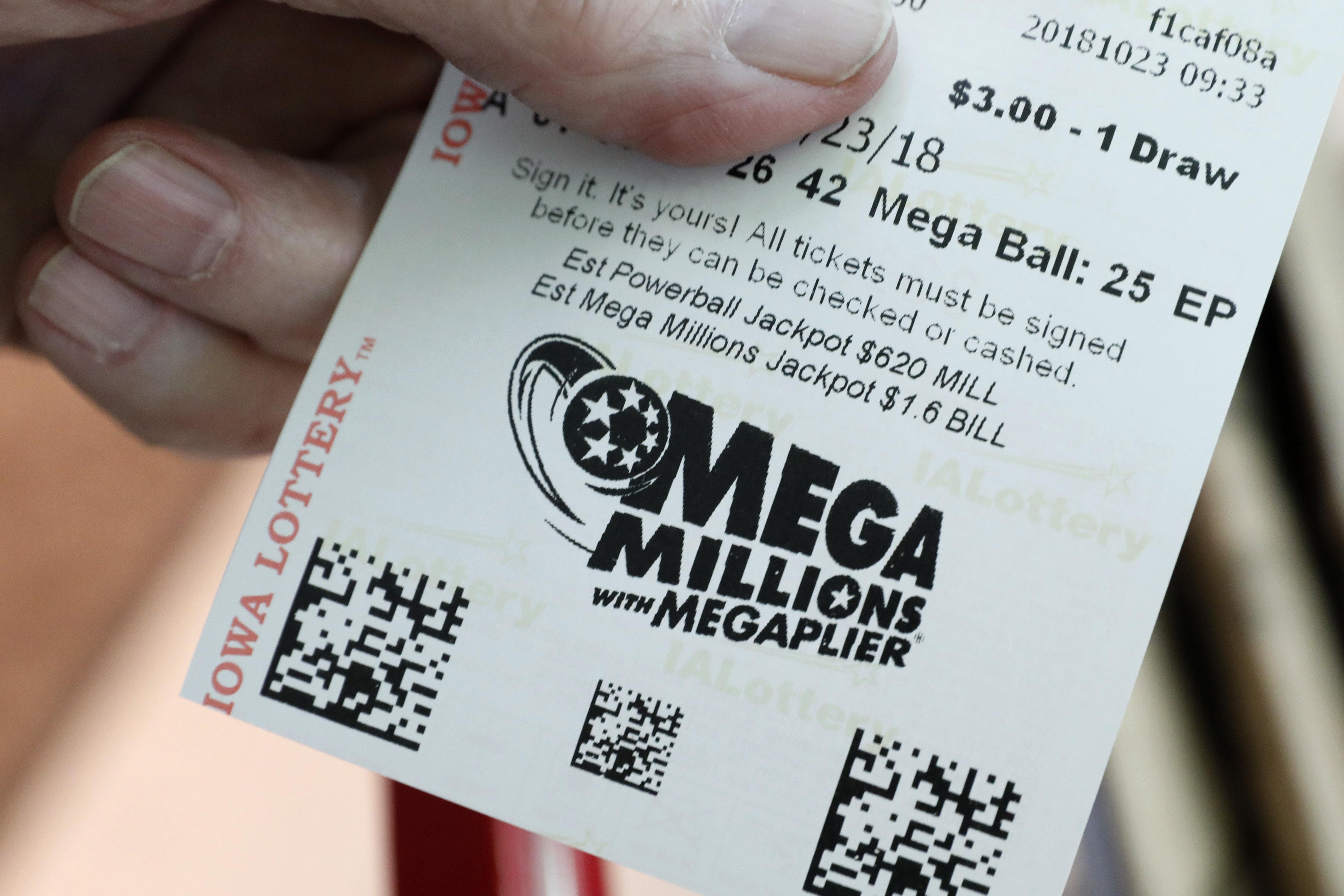 Ποιοι είναι οι τυχεροί αριθμοί του δελτίου που κέρδισε το μυθικό ποσό του 1,6 δισ. στην