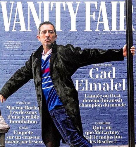 Gad Elmaleh revient sur son expérience outre-Atlantique pour