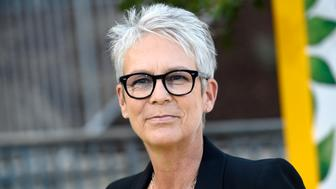 """FILE - In this Oct. 9, 2017 file photo, Jamie Lee Curtis arrives at the Los Angeles premiere of """"Jane"""" at the Hollywood Bowl in Los Angeles. Curtis is returning on a mission in the film that started her career in 1978. Universal on Friday, June 8, 2018,  released the trailer to """"Halloween."""" It's a sequel and reboot of the John Carpenter classic that ignores all the other versions in the franchise except the original. The 59-year-old reprises her role as Laurie Strode and is ready to do battle with Michael Myers so she """"can kill him.""""(Photo by Chris Pizzello/Invision/AP, File)"""
