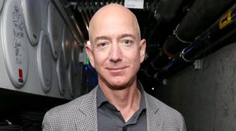SAN FRANCISCO, CA - OCTOBER 15:  Jeff Bezos attends WIRED25 Summit: WIRED Celebrates 25th Anniversary With Tech Icons Of The Past & Future on October 15, 2018 in San Francisco, California.  (Photo by Phillip Faraone/Getty Images for WIRED25  )