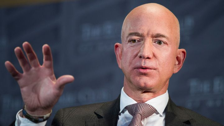 Amazon and Washington Post owner Jeff Bezos is one of the biggest donors to super PACs in the 2018 elections and contributed