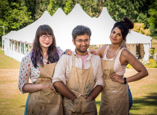 Rahul beat Kim-Joy and Ruby in the 'Bake Off' final