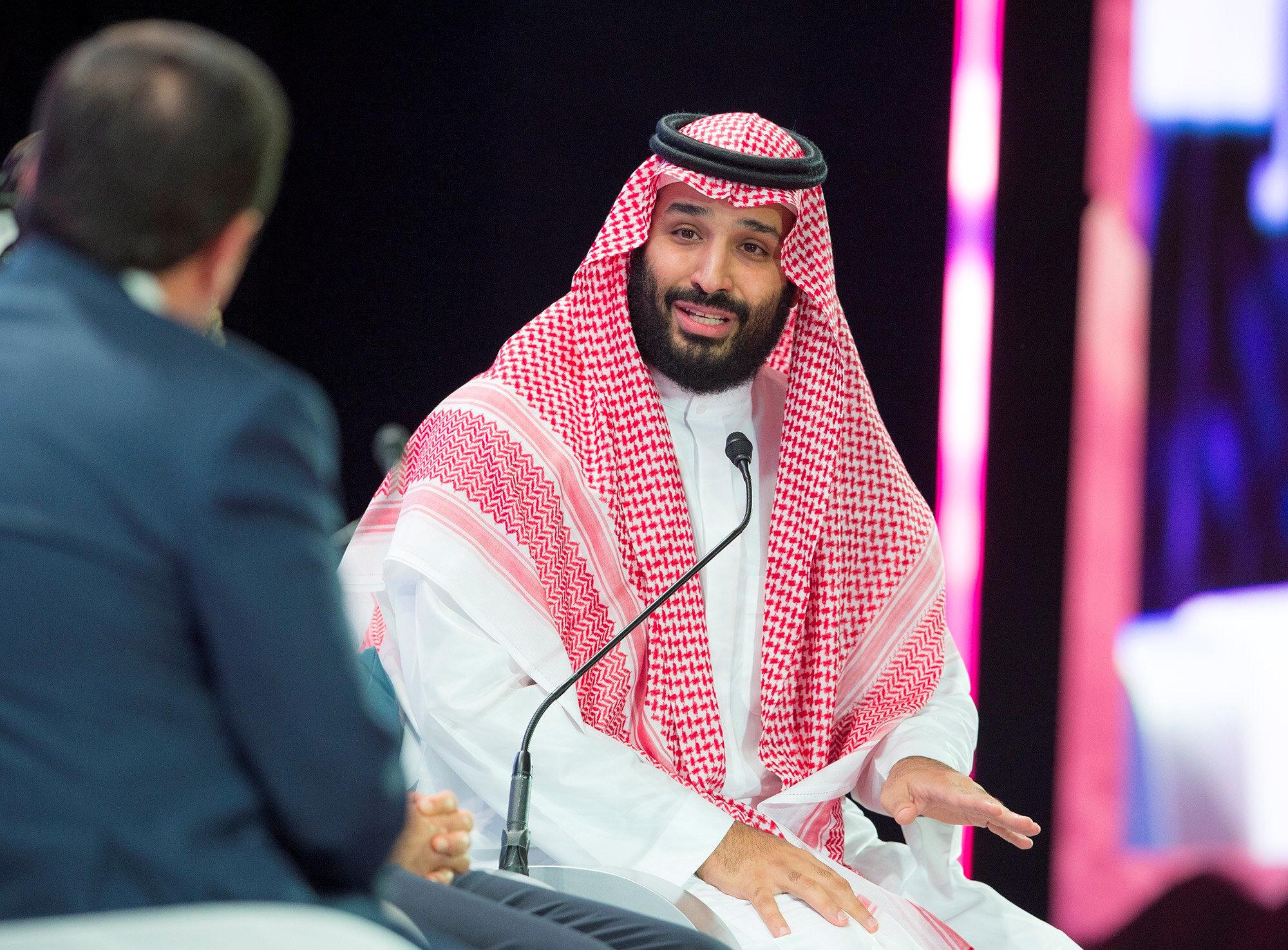 Le prince héritier saoudien dénonce comme
