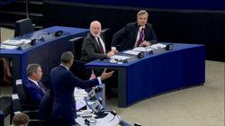 Brite liefert im Europaparlament absurden Nazi-Vergleich –SPD-Politiker platzt der