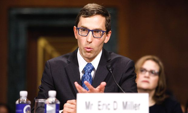 Eric Miller, a nominee to a lifetime seat on a U.S. circuit court, has built a career out of fighting tribal protections. Gue