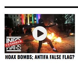 """Infowars falsely claims apparent mail bombs sent to Democrats and journalists were """"false flags."""""""