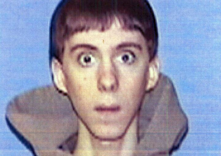 This undated identification file photo shows former Western Connecticut State University student Adam Lanza, who authorities