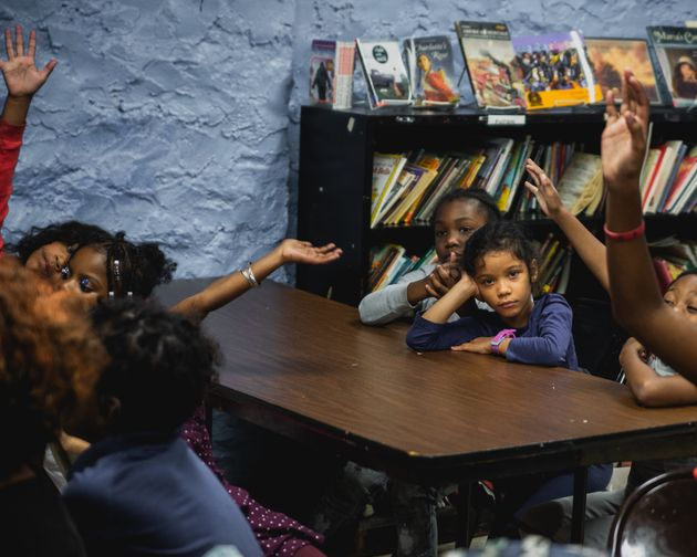 How One Woman Is Teaching Homeless & Foster Care Children To