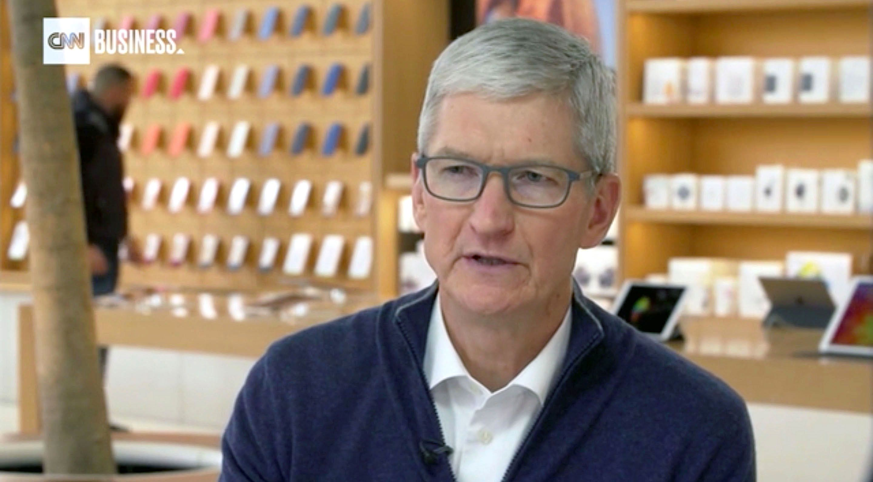 Tim Cook Says Being Gay Is 'God's Greatest Gift To
