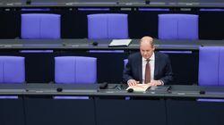 Internes Papier offenbart, wie Finanzminister Scholz die Öffentlichkeit