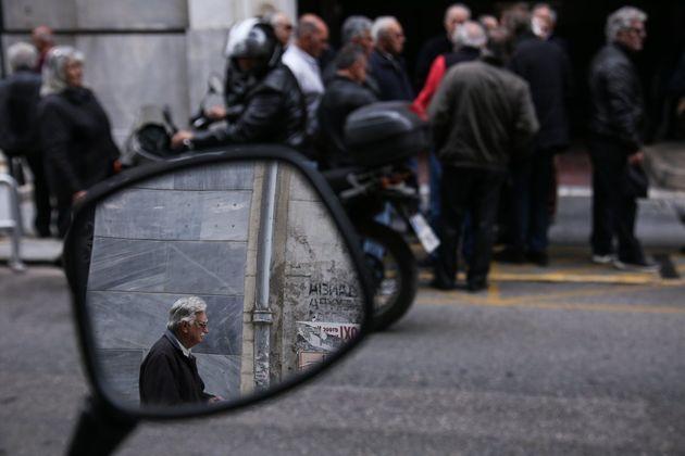 Οι συντάξεις και το ελληνικό αίτημα για μη περικοπή στο μενού του Euroworking