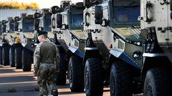 L'Otan montre ses muscles à la Russie avec des manoeuvres