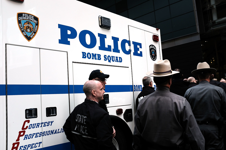 La liste des colis suspects aux États-Unis et ce qu'on sait
