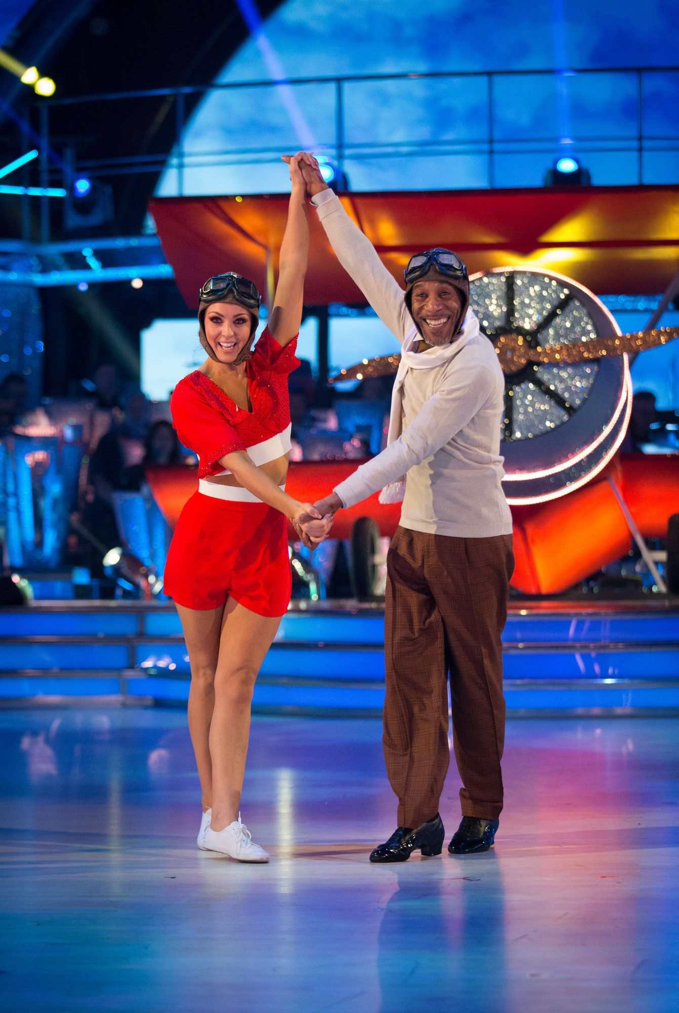 Danny John-Jules Suffers Collapse During 'Strictly'