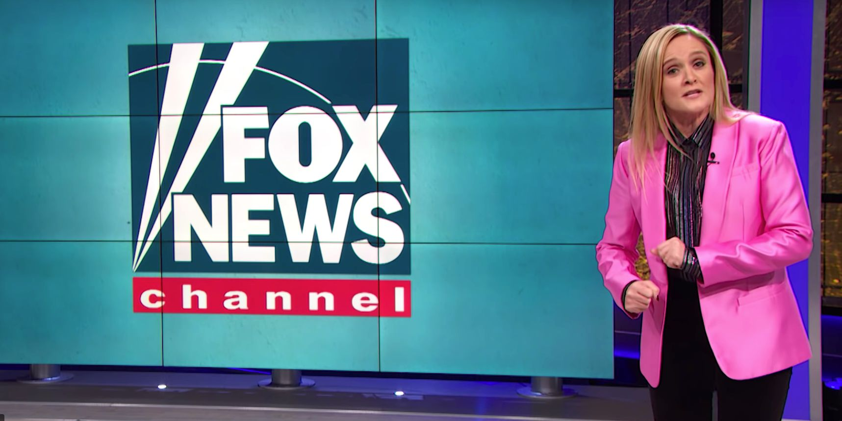 Samantha Bee Drags Fox News Over Botched 'White Power' News Alert