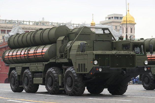 Tον Οκτώβριο του 2019 ξεκινά την εγκατάσταση των ρωσικών S-400 η