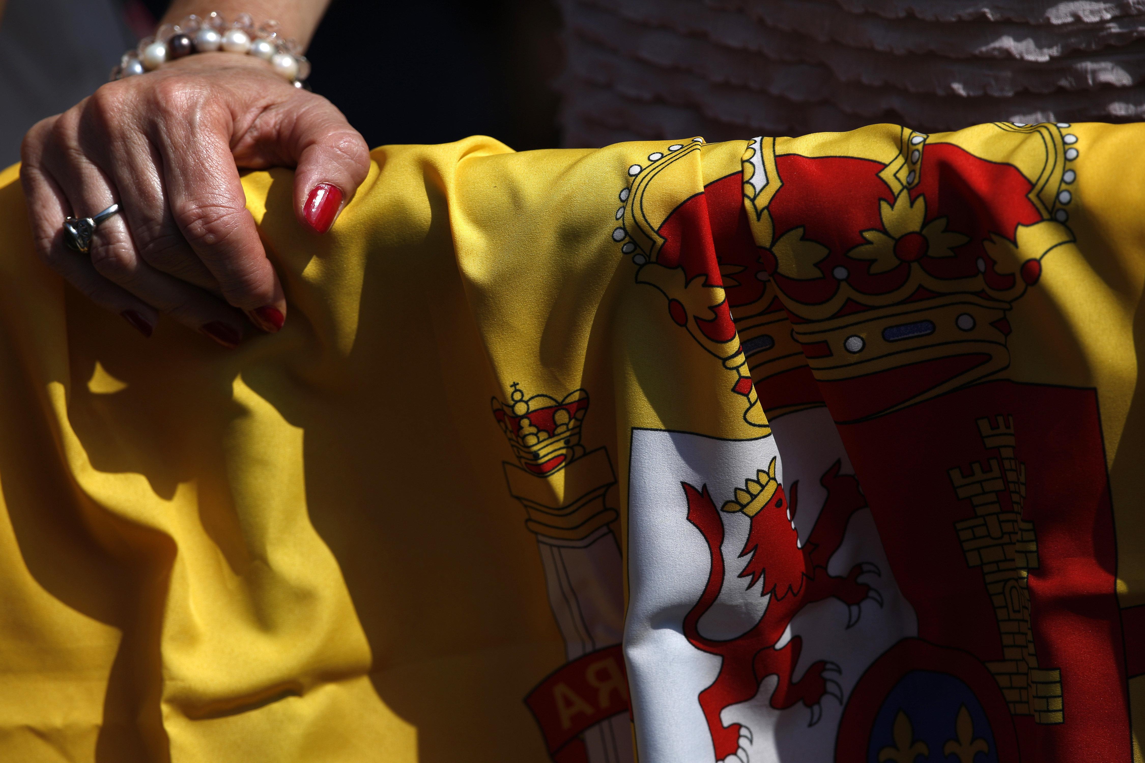 Prison ferme pour avoir manifesté avec le drapeau espagnol — Maroc