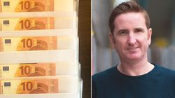 This Man Is Leaving Tenners In Cities Around The UK And Ireland – But There's A Catch