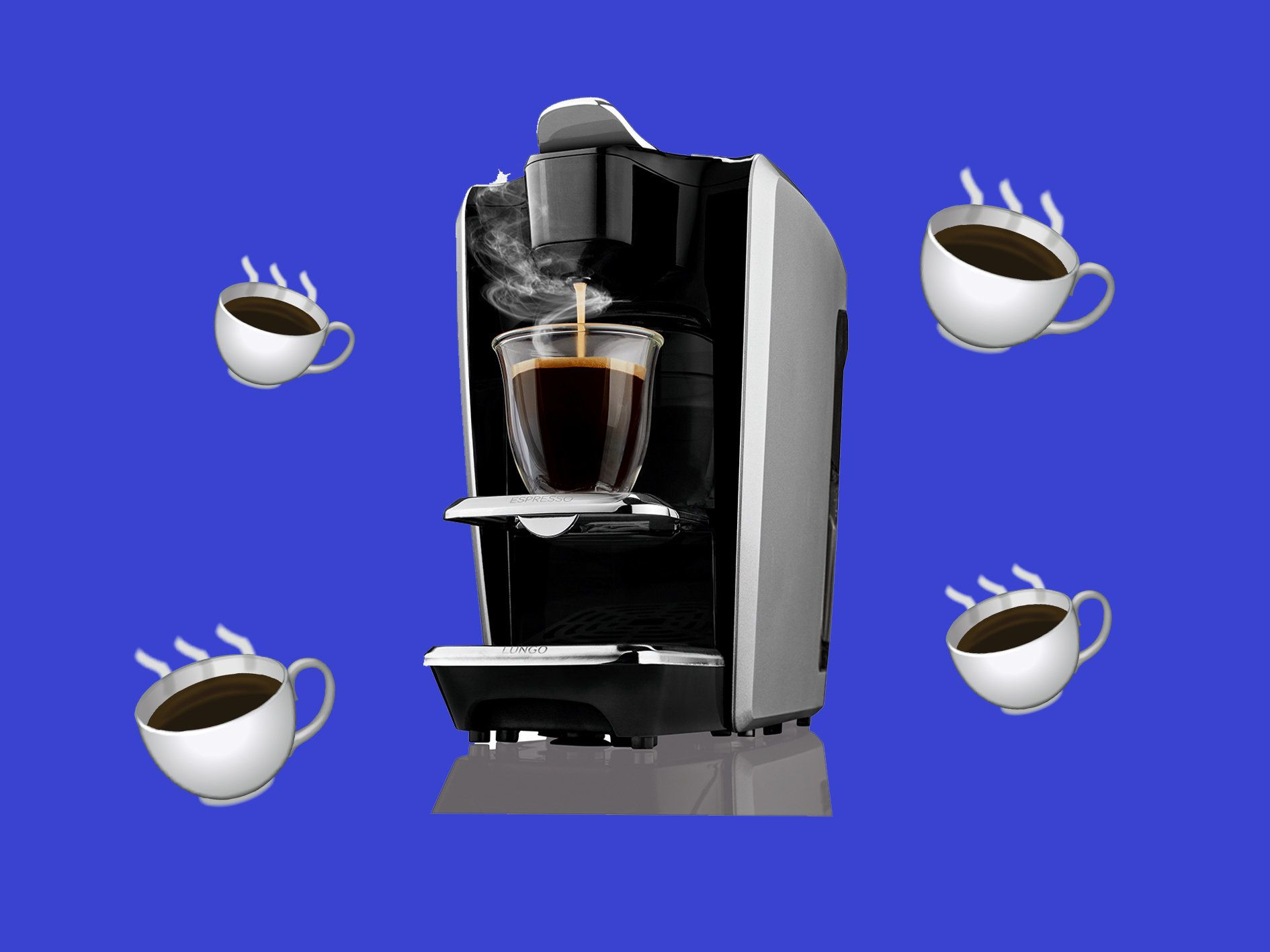 lidl launches coffee pod machine for under 50. Black Bedroom Furniture Sets. Home Design Ideas
