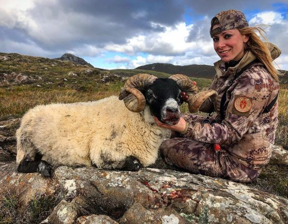 American 'Hardcore Huntress' Sparks Outrage After Posing With Dead