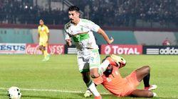 Classement FIFA: l'Algérie, 67e, gagne deux