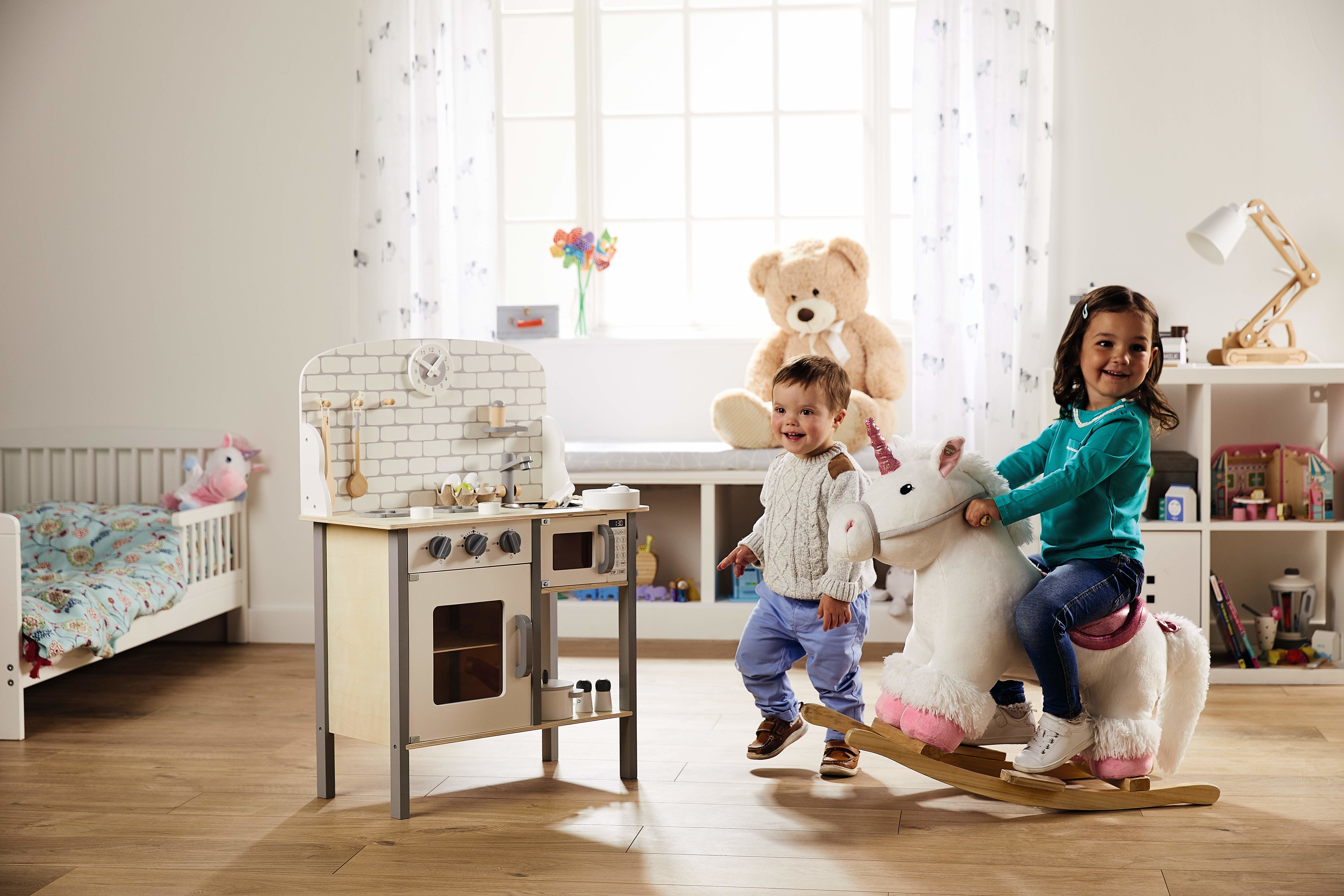 Aldi Opens Christmas Toy Shop And Predicts Wooden Kitchen Will Be Best Buy This