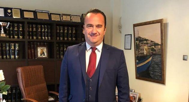 O δικηγόρος κ. Γιάννης