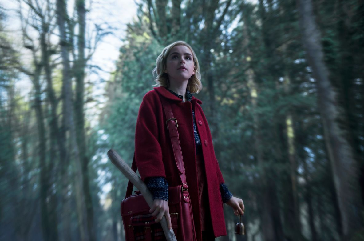 Satanic Temple's 'Chilling Adventures Of Sabrina' Lawsuit Reaches 'Amicable