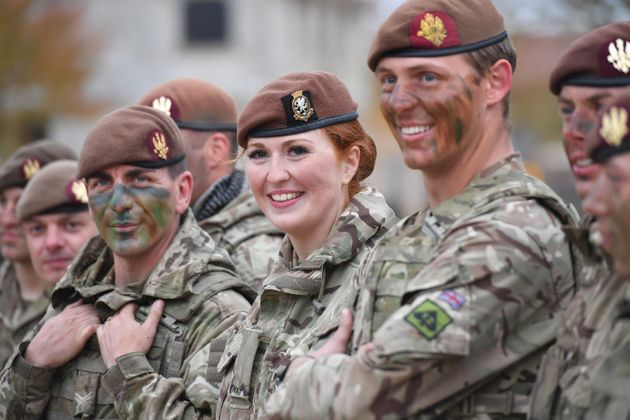 Women will now be able to apply for any role in the military, the government has