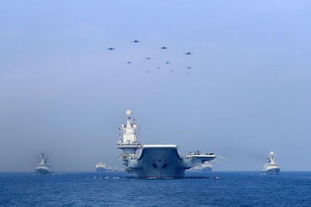 Πόλεμος ΗΠΑ- Κίνας σε 15 χρόνια, εκτιμά κορυφαίος απόστρατος Αμερικανός