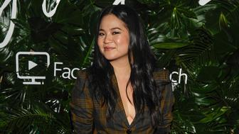 TORONTO, ON - SEPTEMBER 08:  Actress Kelly Marie Tran attends the 'Sorry For Your Loss' Facebook Watch Premiere at FIGO on September 8, 2018 in Toronto, Canada.  (Photo by Che Rosales/Getty Images for Facebook Watch)