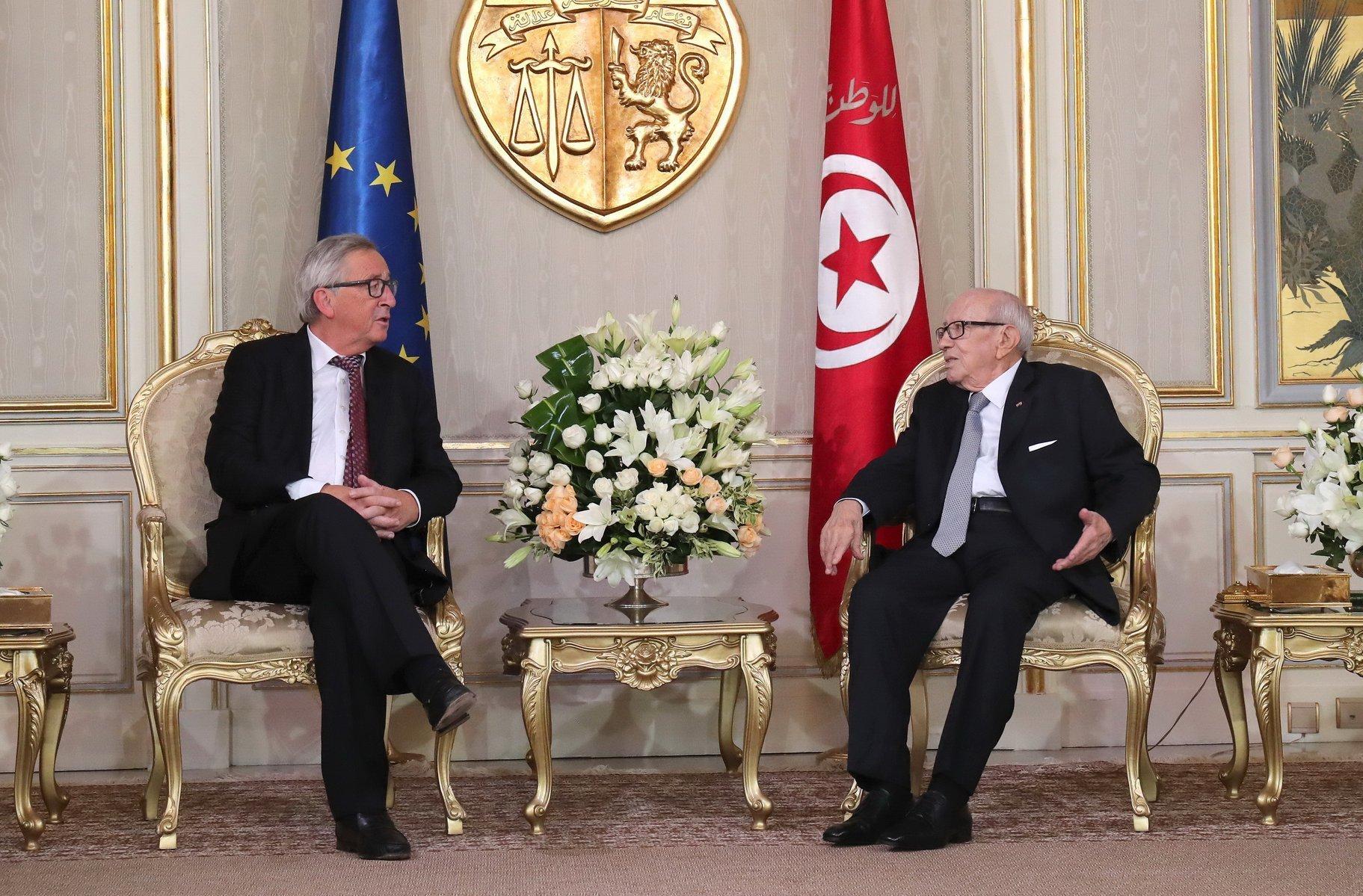 Selon Jean-Claude Juncker, la Tunisie et l'Union Européenne peuvent faire