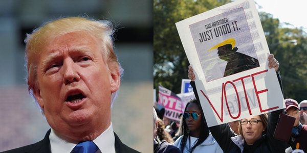 President Donald Trump is equating protesting with the promotion of violence. In response, progressives should protest even m