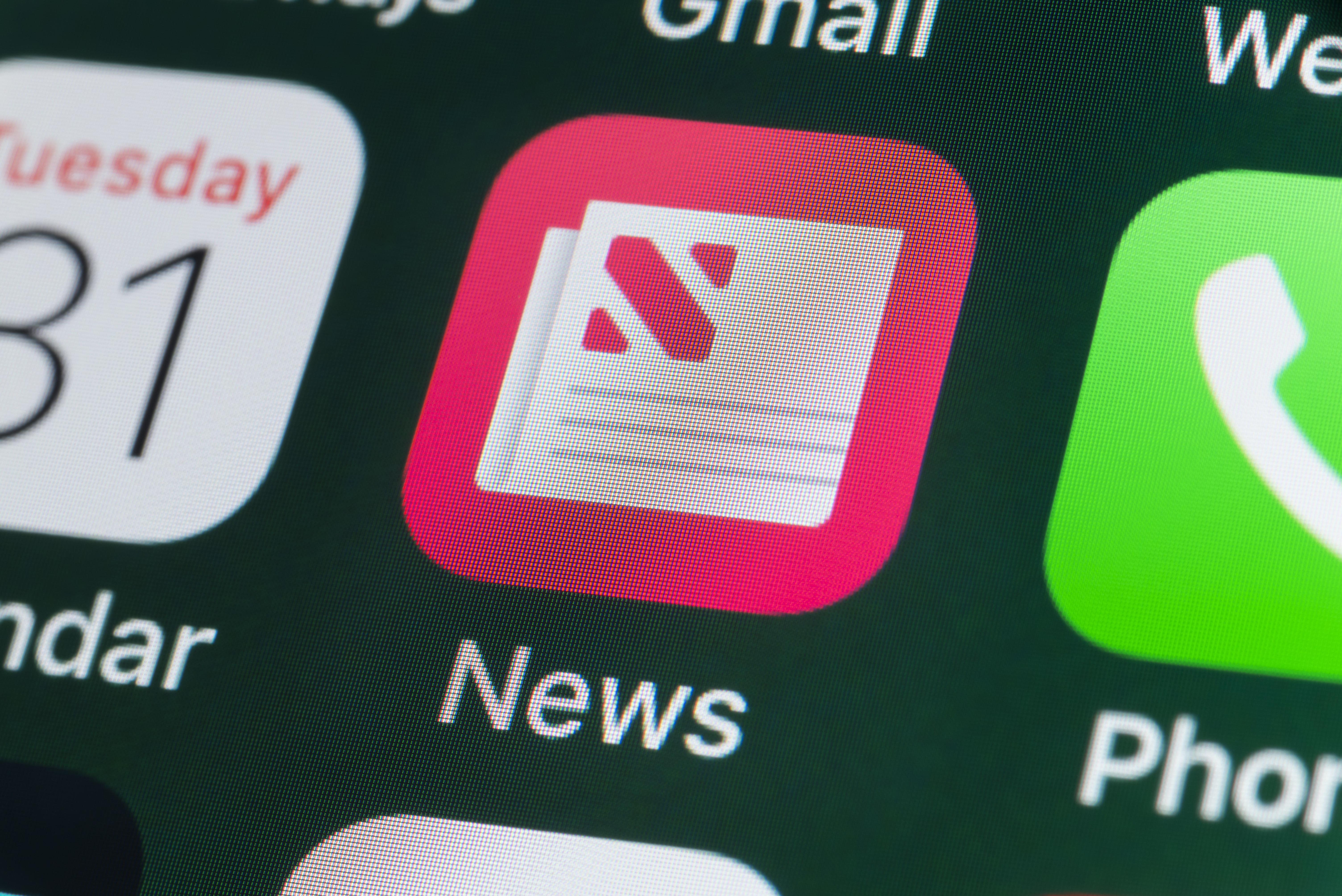 Apple News: Οταν οι άνθρωποι νίκησαν τους αλγόριθμους