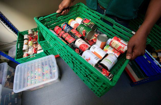 The report found Universal Credit is pushing costs onto local organisations such as food