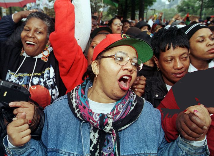 Decades After The Million Woman March, Have We Learned To 'Listen To