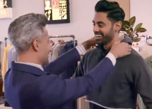 hasan minhaj tan france
