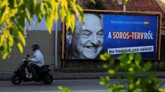 George Soros school in Hungary plans to relocate to Vienna due to hostile climate
