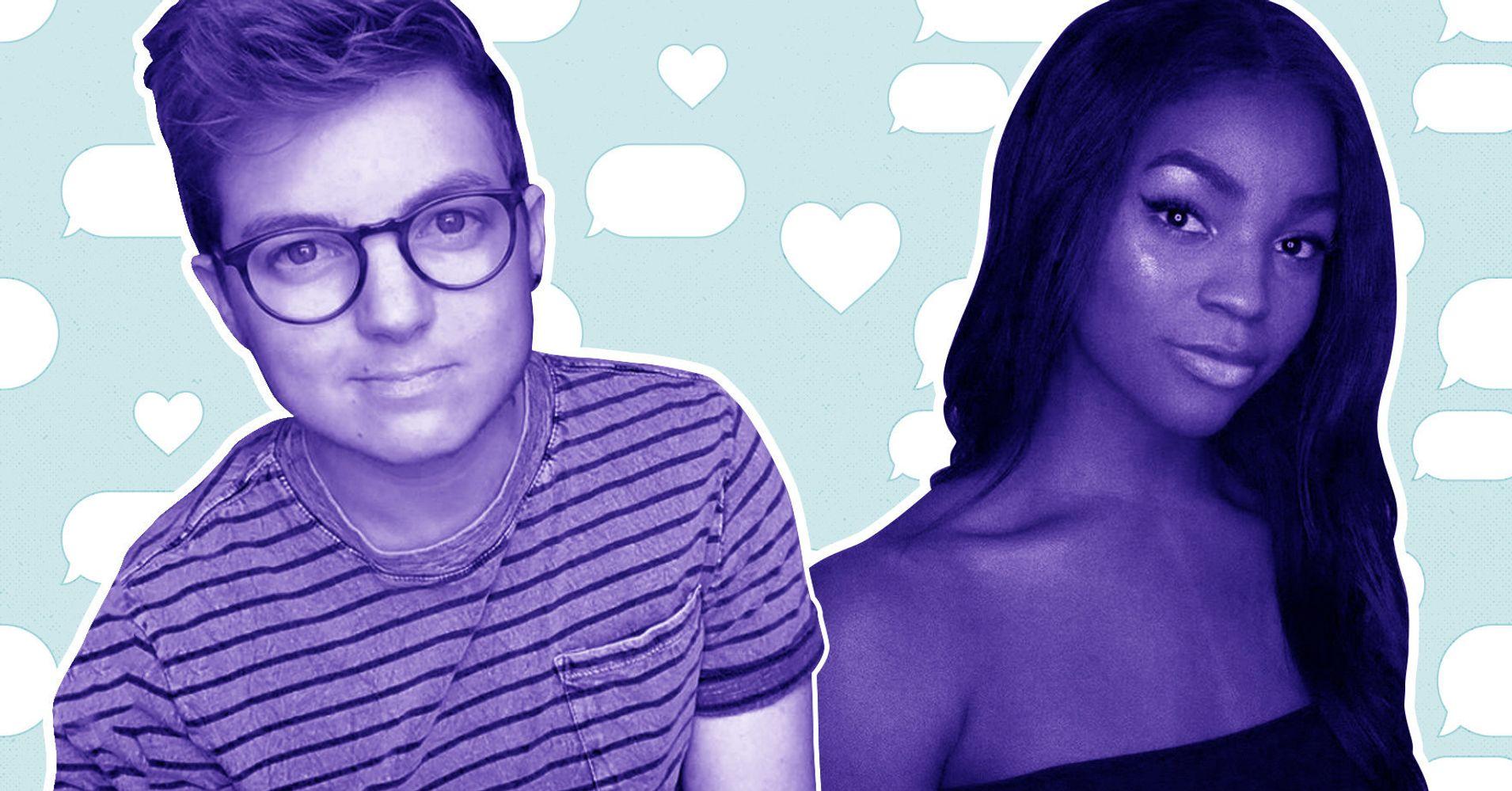 Probleme mit Transgender dating