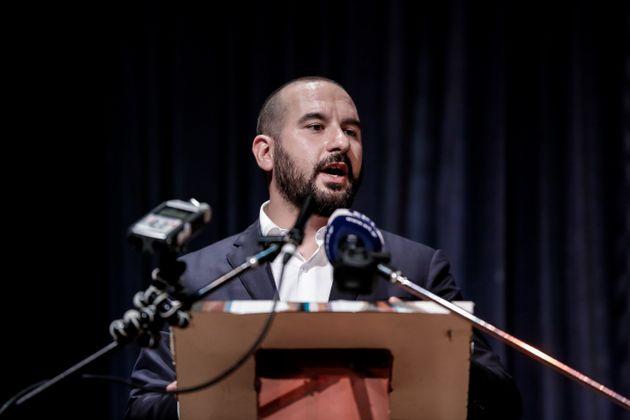 Τζανακόπουλος: Καμία υπαναχώρηση για την επέκταση της αιγιαλίτιδας ζώνης, θα προχωρήσουμε στην