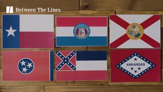 Flags are used to instil pride and hope, but for many people, the Mississippi flag represents oppression and terror. We traveled to Jackson, Mississippi to figure out why its state flag still contains the Confederate emblem, and why people are so passionate about flags in the first place.