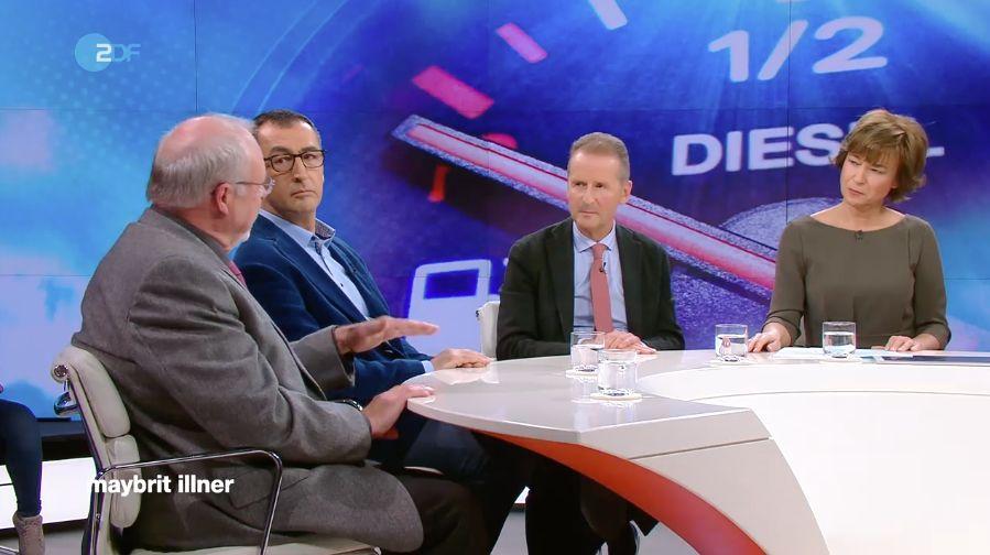 Diesel-Nachrüstung: VW-Chef wünscht sachlichere Debatte