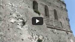 Αυτό είναι το Καστρομονάστηρο του Αγίου Διονυσίου στις Στροφάδες, που έπληξε ο σεισμός στη