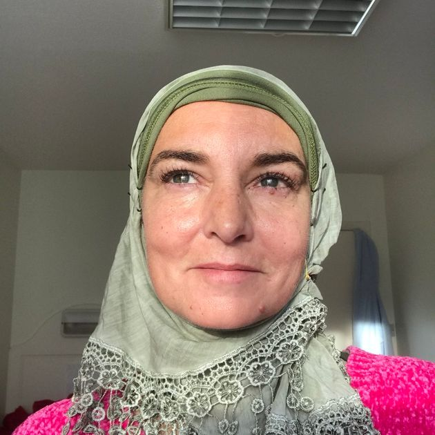 Sinead O'Connor Changes Her Name As She Announces Conversion To