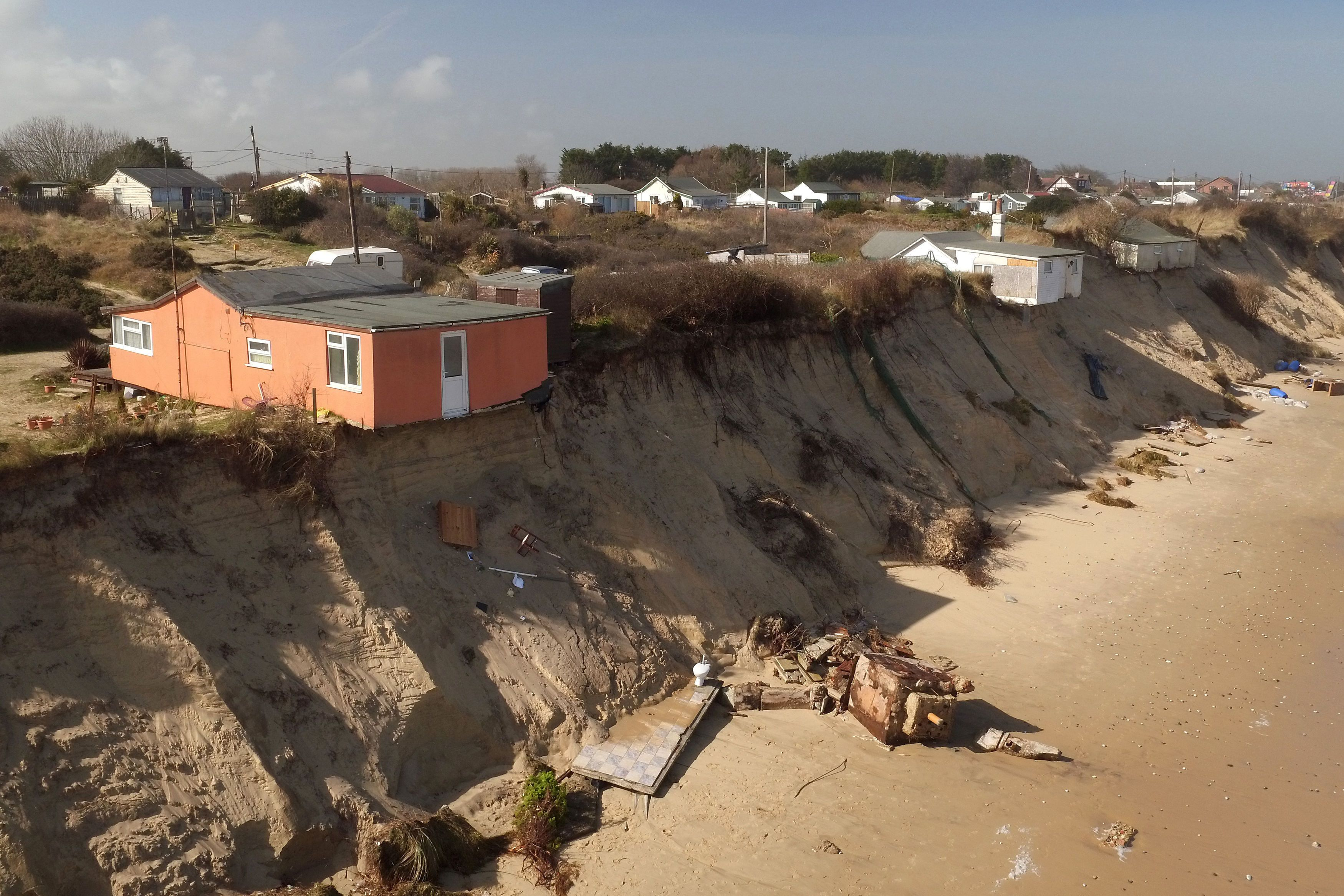 More Than A Million British Homes Will Be Swamped By Rising Sea Levels, Government Is