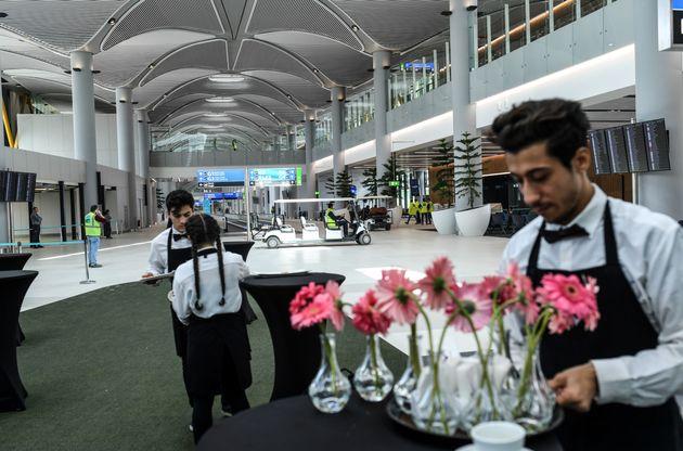 Τα εγκαίνια του νέου αεροδρομίου της Κωνσταντινούπολης και τα νεο-οθωμανικά οράματα του