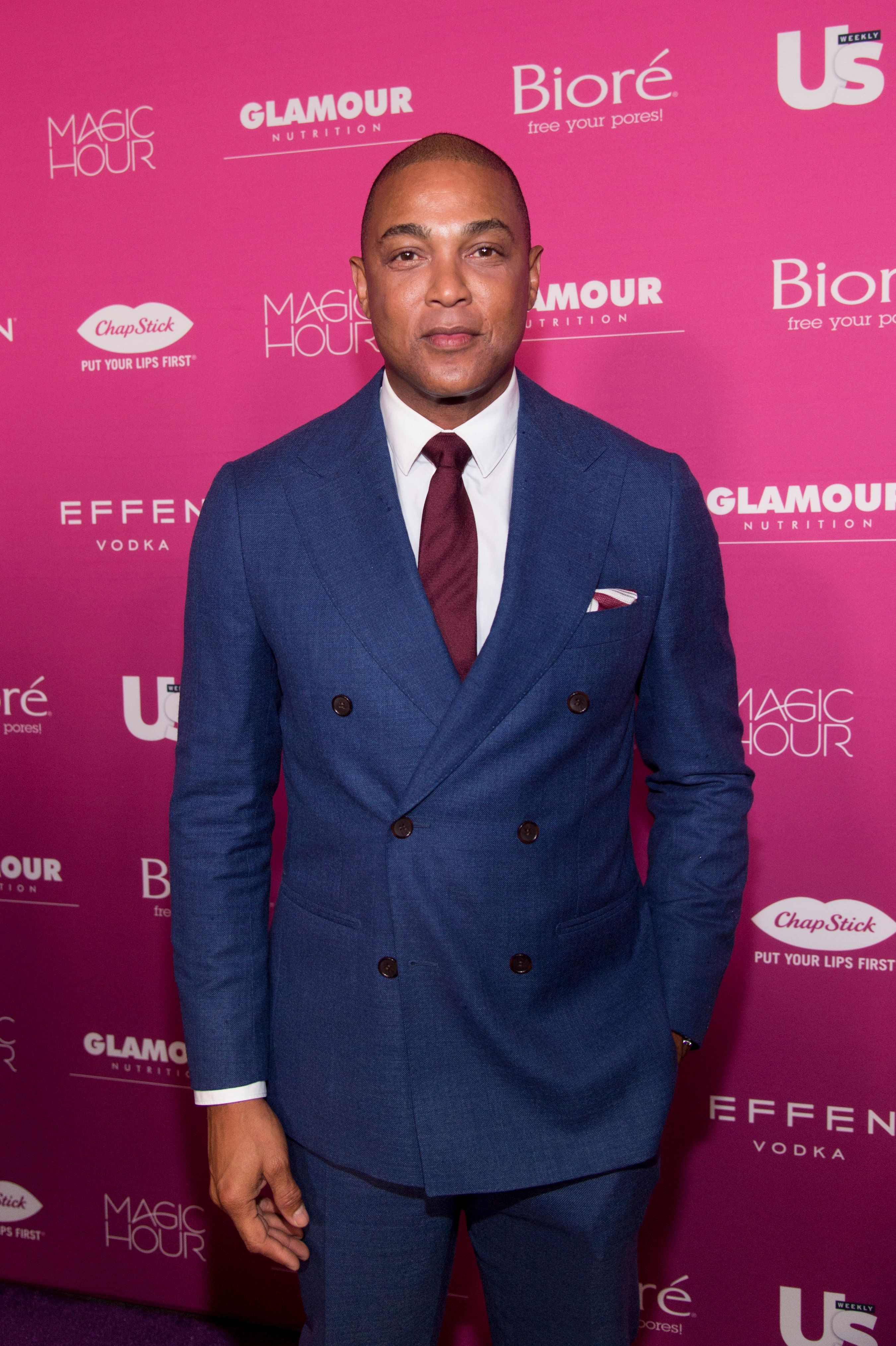 Don Lemon attends Us Weekly's Most Stylish New Yorkers of 2018 party at Magic Hour Rooftop Bar and Lounge on Wednesday, Sept. 12, 2018 in New York. (Photo by Scott Roth/Invision/AP)
